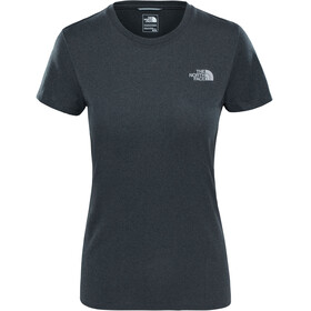 The North Face Reaxion Ampere Crew Shirt Women TNF Dark Grey Heather